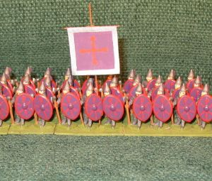 Byzantine Varangian Guards 30 Figures